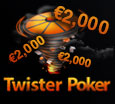 €2 Twister SNG-pollett